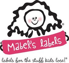 Mabel's Labels - labels for the stuff kids lose!